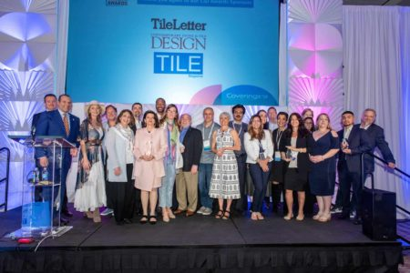 Laticrete wins CID award from Coverings (Floor Covering Weekly)